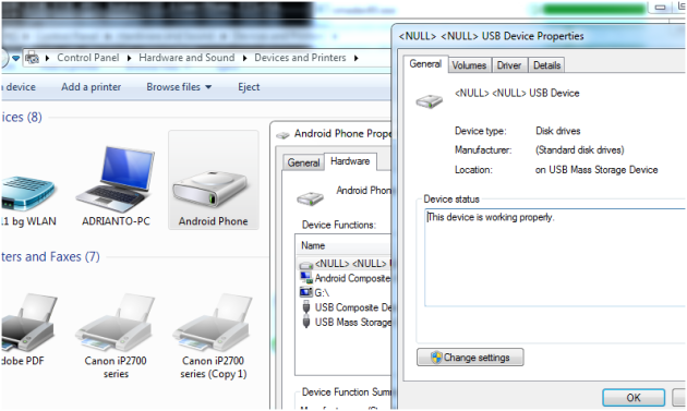 Lakukan Wiping Data menggunakan ADB tools.